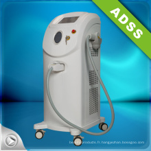 Big Spot Taille 12 * 20mm Diode Laser Hair Removal Machine